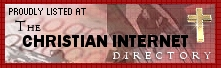 Proudly Listed at The Christian Internet Directory
